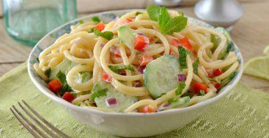 ensalada-fría-de-espagueti