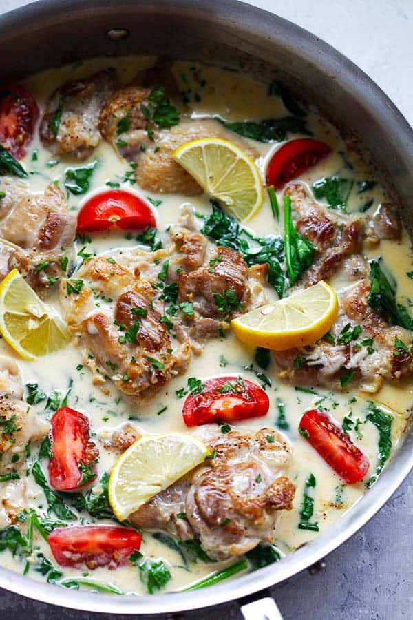 pollo-con-mantequilla-de-limón-recetas-de-pollo-recetapollo