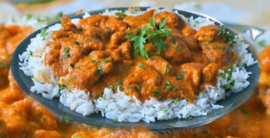 Receta-de-pollo-al-curry-facil
